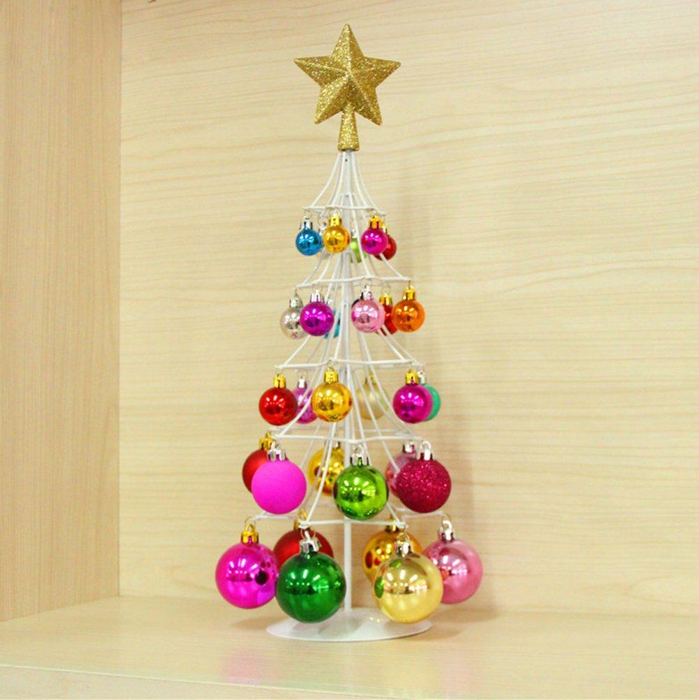 Milopon Estrella para Árbol de Navidad para Adorno Decoración de Fiesta Nochebuena Casa Empresa Mercado Color Dorado 15cm: Amazon.es: Hogar
