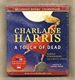 download ebook a touch of dead by charlaine harris unabridged cd audiobook (sookie stackhouse southern vampire series) pdf epub