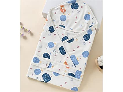 JxucTo Bebé Recién Nacido Bebé Swaddle Verano Sección Delgada Sleeping Wrap Blanket Adecuado para 0-