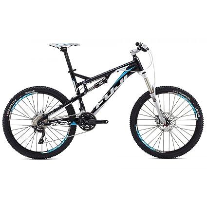 Amazon.com : Fuji - FUJI Reveal 1.5 D Mountain bike Black - Frame ...