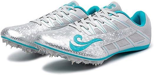 AIALTS Llenos De Palm Puntos del Atletismo Zapatos, Sprint ...