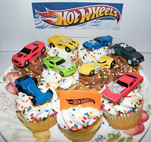 Amazon.com: Hot Wheels coche de carreras, Coche Deportivo ...