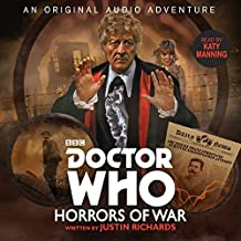 Doctor Who: Horrors of War: Third Doctor Audio Original
