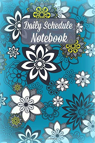 12 Task Bags (Dailiy Schedule and Task List Notebook (*6 x 9* Small Planner-Fits Easily in Your Purse or Gym Bag) (Volume 12))