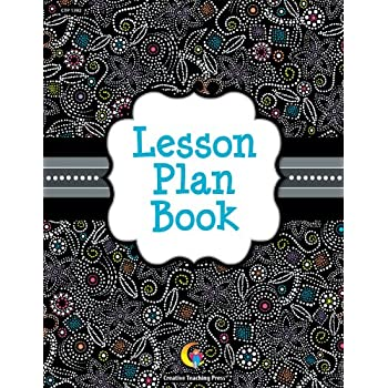 Creative Teaching Press BW Collection Lesson Plan Book (1392)