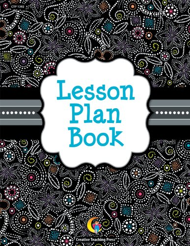 Creative Teaching Press BW Collection Lesson Plan Book (1392) ()