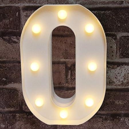 Amazon.com: Pooqla - Cartel de luces LED para decoración de ...
