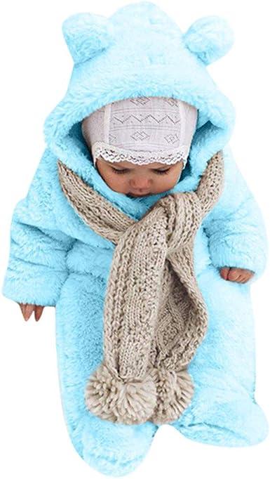 Pijama para niño o niña, cálido, Pijama de Invierno con Oso ...