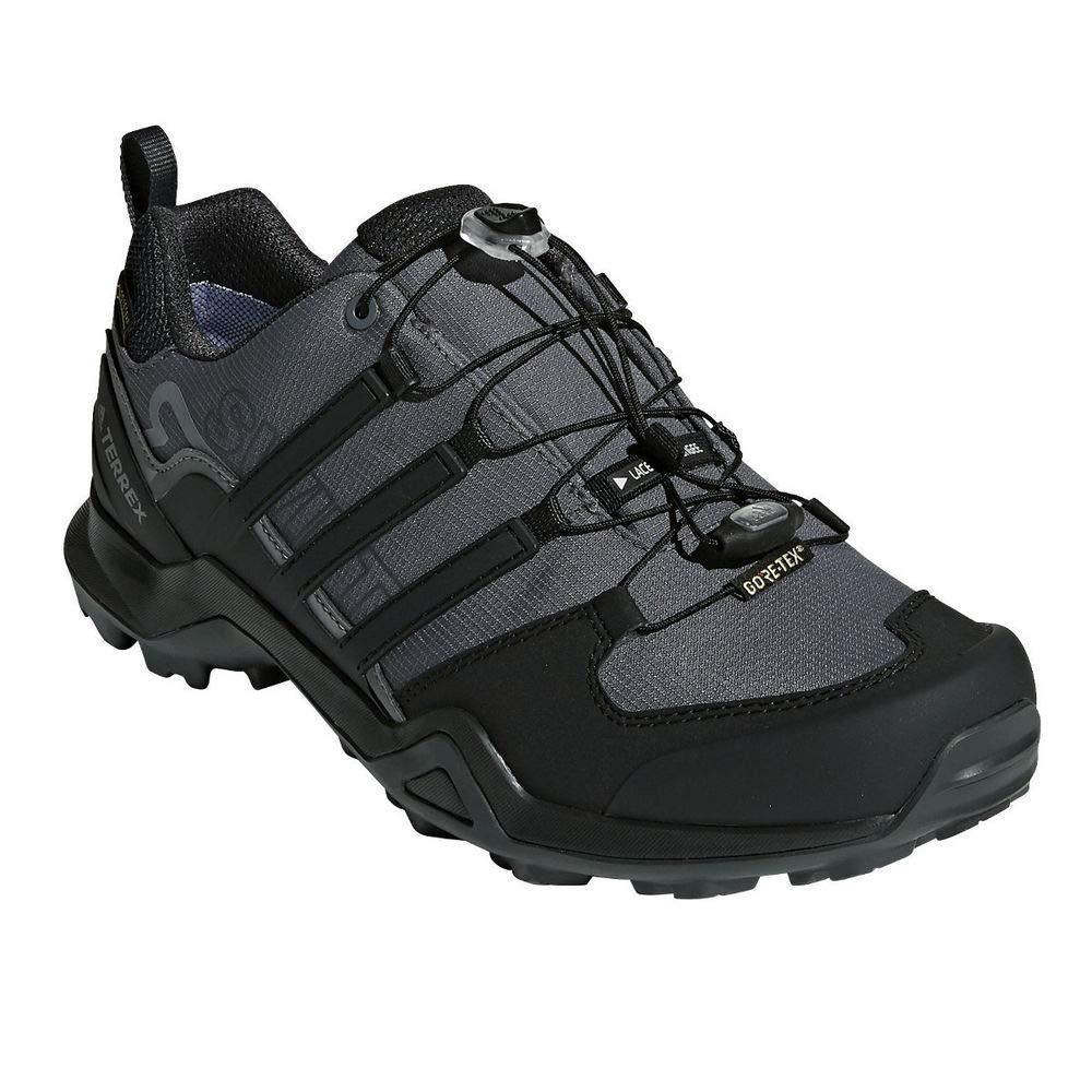 adidas outdoor Men's Terrex Swift R2 GTX¿ Grey Five/Black/Carbon 8.5 D US