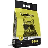 Lindo Cat Kedi Kumu Kokusuz Kalın Taneli 10 Lt
