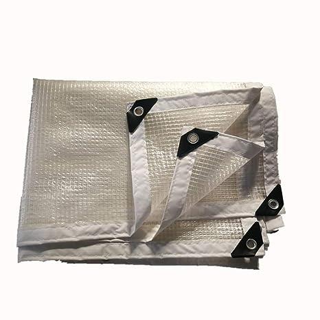 YINUO Transparente, grueso cobertizo de tela, plástico, plástico, impermeable, plástico,
