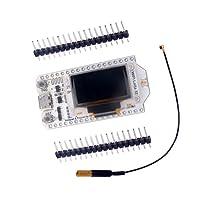 2278/5000 SX1278 Lora ESP32 LX6 Dual-Core 0,96 Pouces Bleu OLED Bluetooth WiFi Kit 32 Module CP2012 IOT Carte de développement 433 MHz-470 MHz pour Arduino