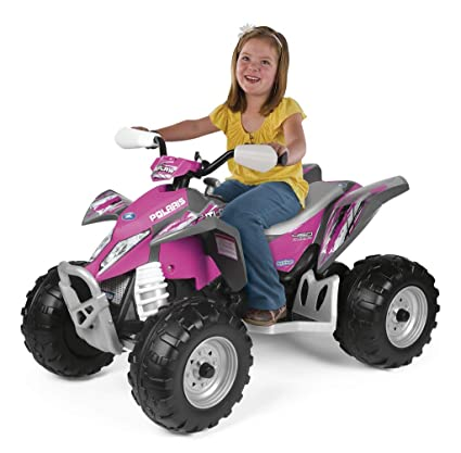 Peg Perego Ride On Toys >> Amazon Com Peg Perego Polaris Outlaw Power Children S Ride On Toy