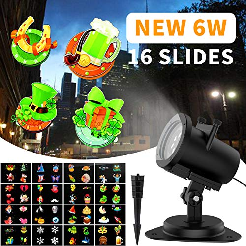Outdoor Gobo Light Projector in US - 3