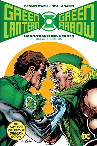 Green Lantern/Green Arrow: Hard Travelin' Heroes Deluxe - Edition Graphics Green