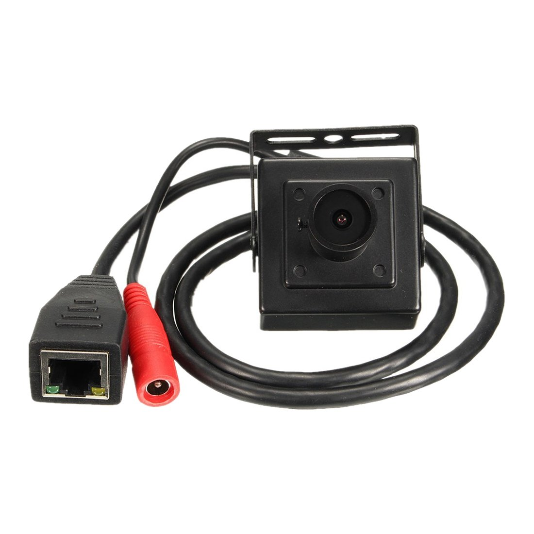 Telecamera - TOOGOO(R) HD 720P 1.0MP Mini Wifi Nascosto Telecamera IP Rete Camera Sorveglianza Safety