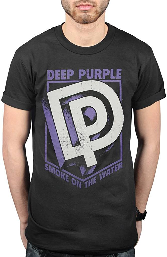 Deep Purple Smoke On The Water T-Shirt