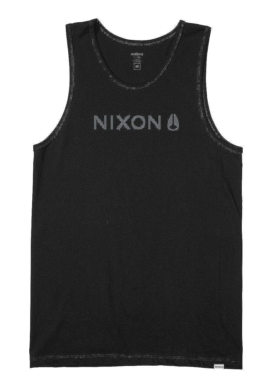 NIXON Basis Tank Black