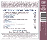 Guitar Music of Colombia