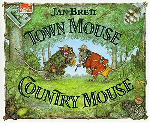Town Mouse Country Jan Brett product image