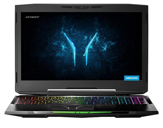 MEDION ERAZER X6805 15 Zoll Gaming Laptop bis 1500 Euro