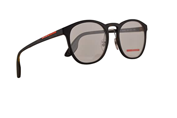 8e13cde832 Image Unavailable. Image not available for. Color  Prada PS05HV Eyeglasses  ...