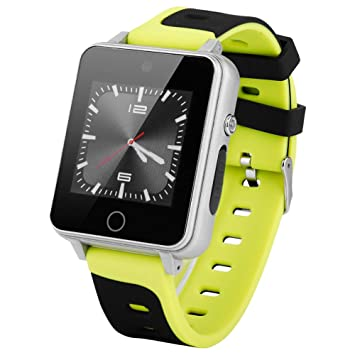 Eboxer 1GB + 16GB Bluetooth 4.0 Smartwatch 3G Android con ...