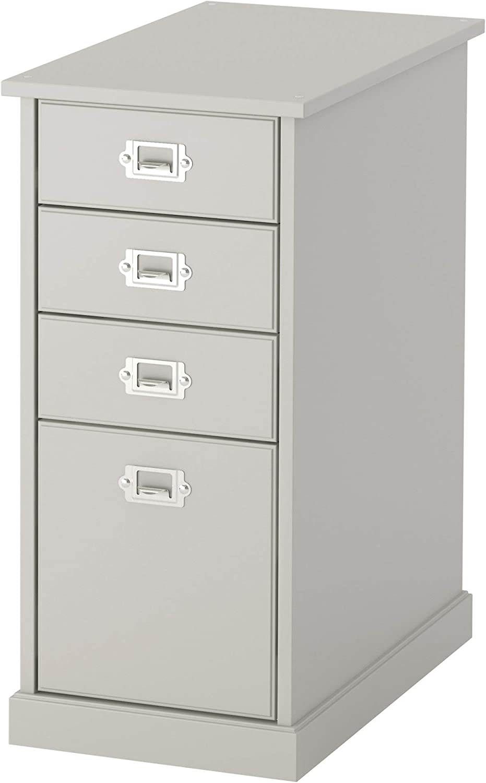 IKEA.. 603.537.63 Klimpen - Cajonera, Color Gris Claro: Amazon.es ...