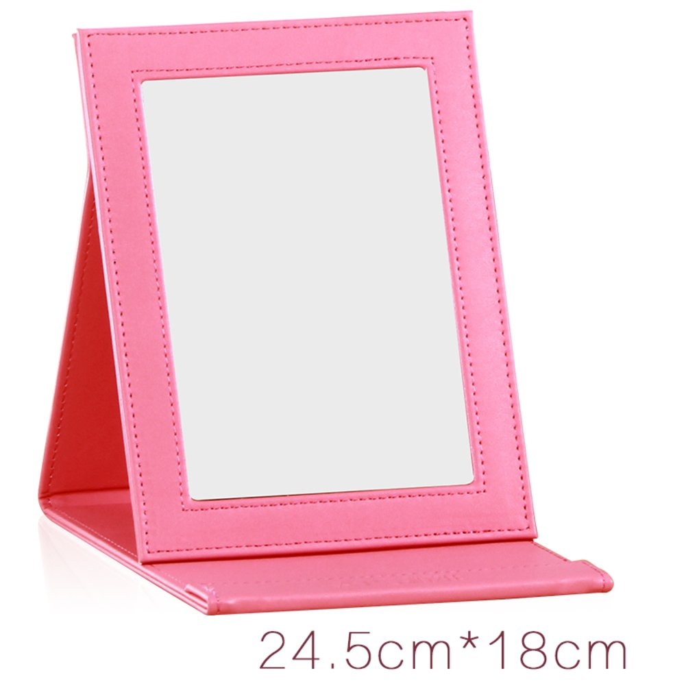 delicate Desktop cosmetic mirror/ hand-mirror mirror/Korea desk Princess mirror/ the mirror-G
