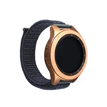 0d8e0781f XIHAMA Xiaomi Amazfit Bip Correa 20 mm Huawei Watch 2 Correa Nilón de  Anclaje Rápido Pulsera de Recambio Deportiva Ajustable para Xiaomi Huami Amazfit  Bip: ...