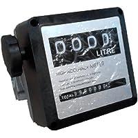 Sharplace 4 Brocas Medidor Digital de Gasóleo Rotación