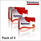 Ketotosc Antifungal And Antibacterial Soap 75 Grams (Pack Of 3)