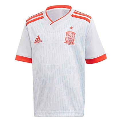 timeless design 3ed4e 55e55 Amazon.com : adidas 2018-2019 Spain Away Mini Kit : Sports ...
