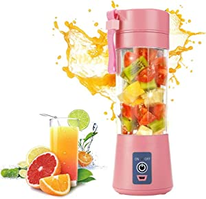 380ml Multipurpose Portable Juicer Blender Extractor Machine USB Charging Household Egg Whisk/Food small Cut Mixer Juicer Cup