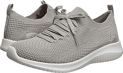 Skechers Ladies Ultra Flex Shoe | Walking