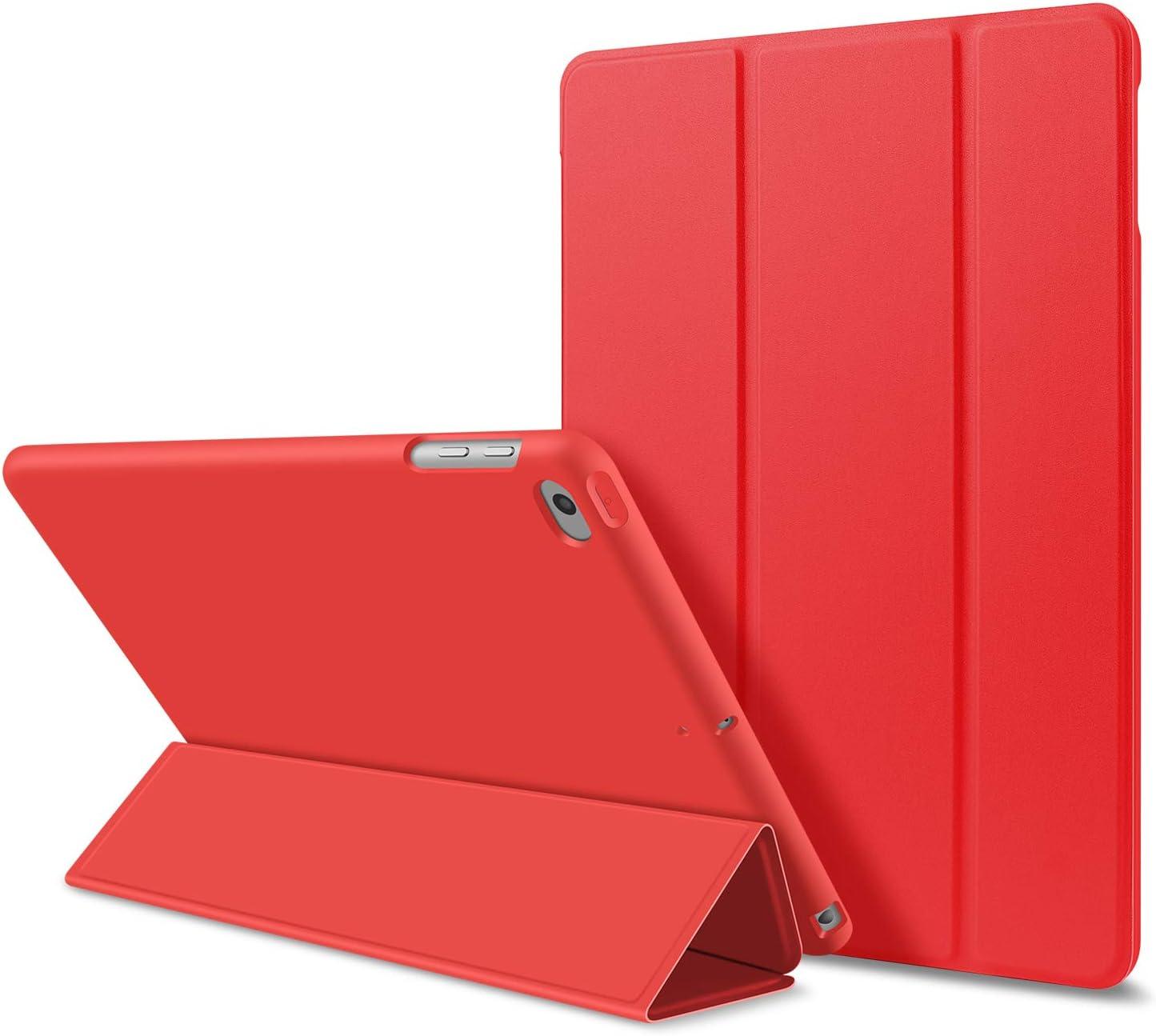 iPad Mini 1/2/3 caso, goojodoq silicona funda para Apple iPad Mini 1/2/3