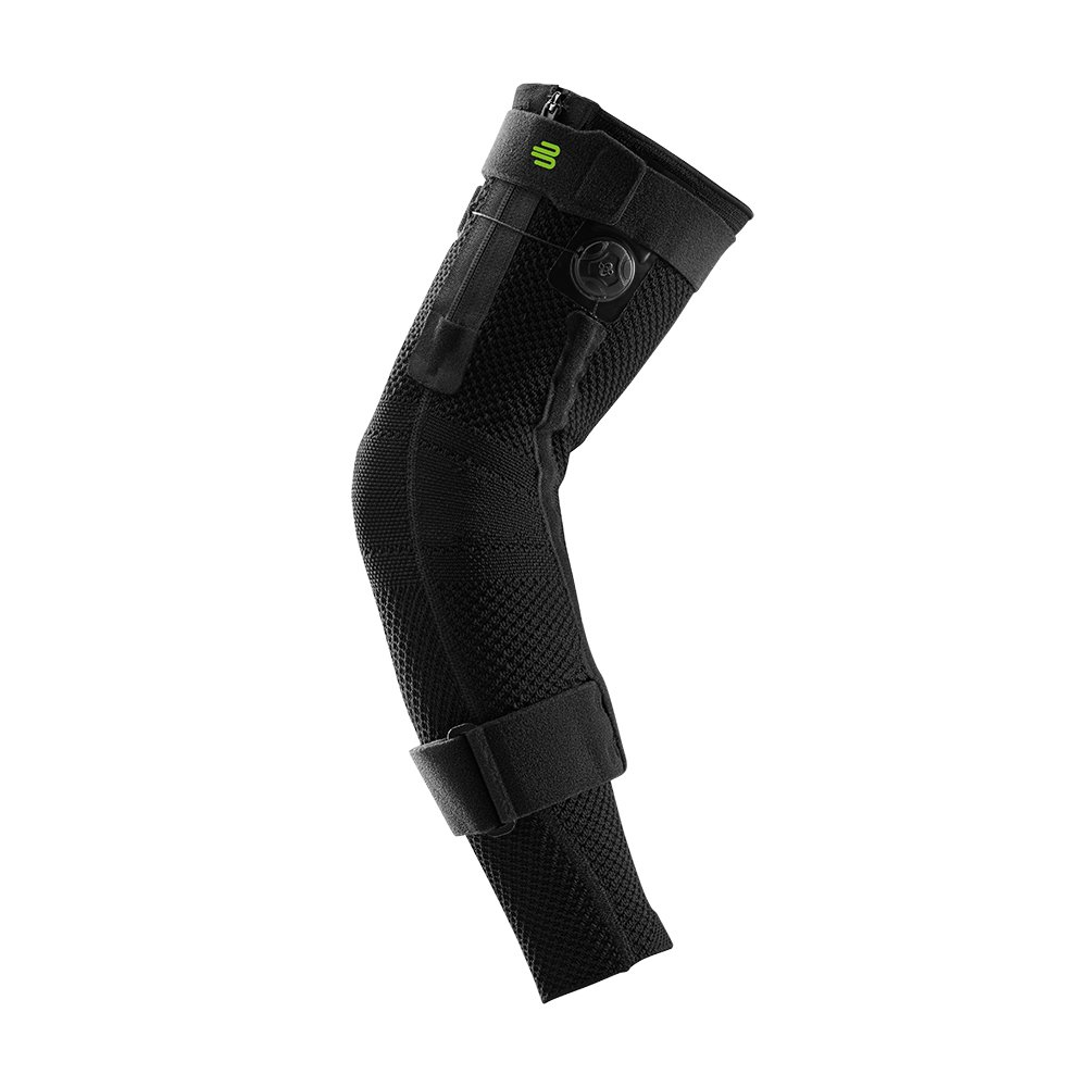 Bauerfeind 11061621070004 Sports Elbow Brace, Shape, X-Large, black ()