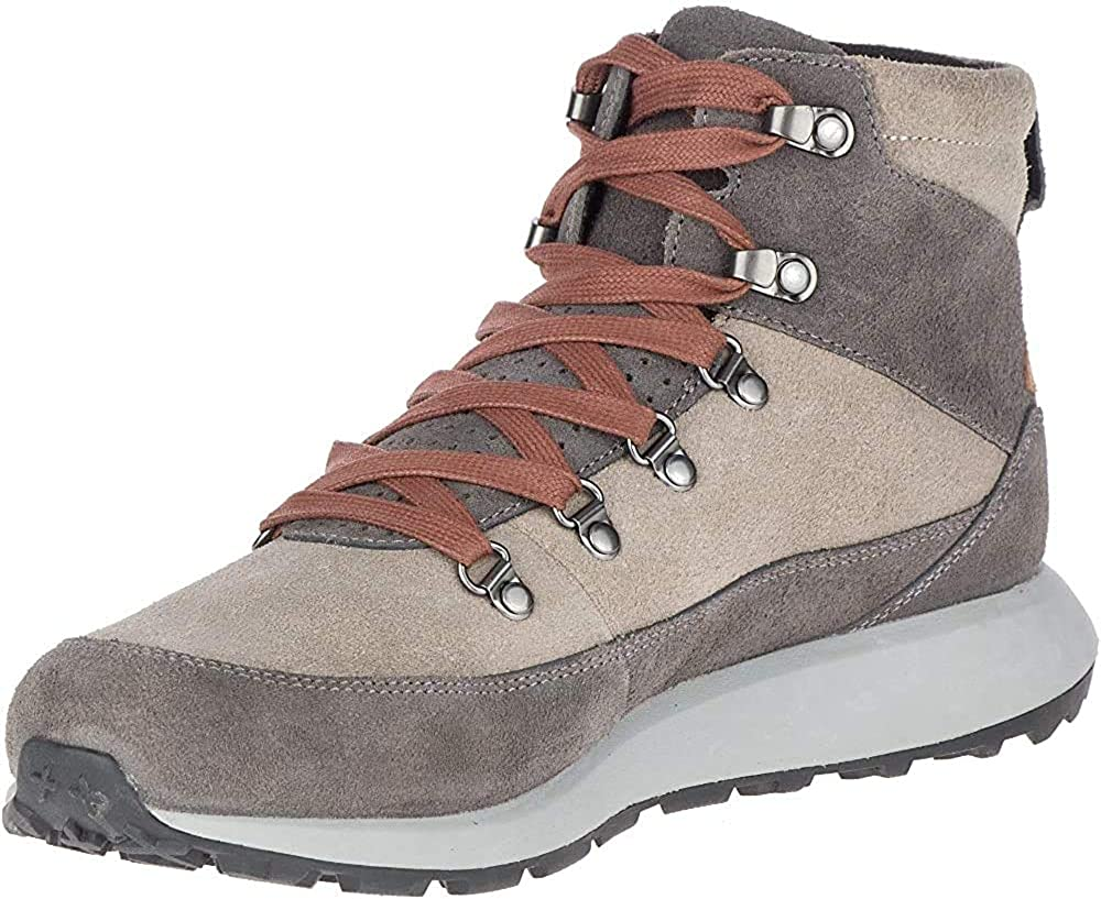 Merrell Men s Ashford Classic Chukka Leather Hiking Boot