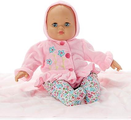 Cute! Shut Madame Alexander Baby Cuddles New in Box  Eyes Open