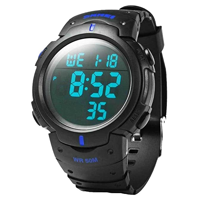 Amazon.com: Reloj deportivo, 164.0 ft, resistente al agua ...