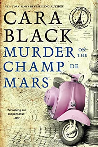 book cover of Murder on the Champ de Mars
