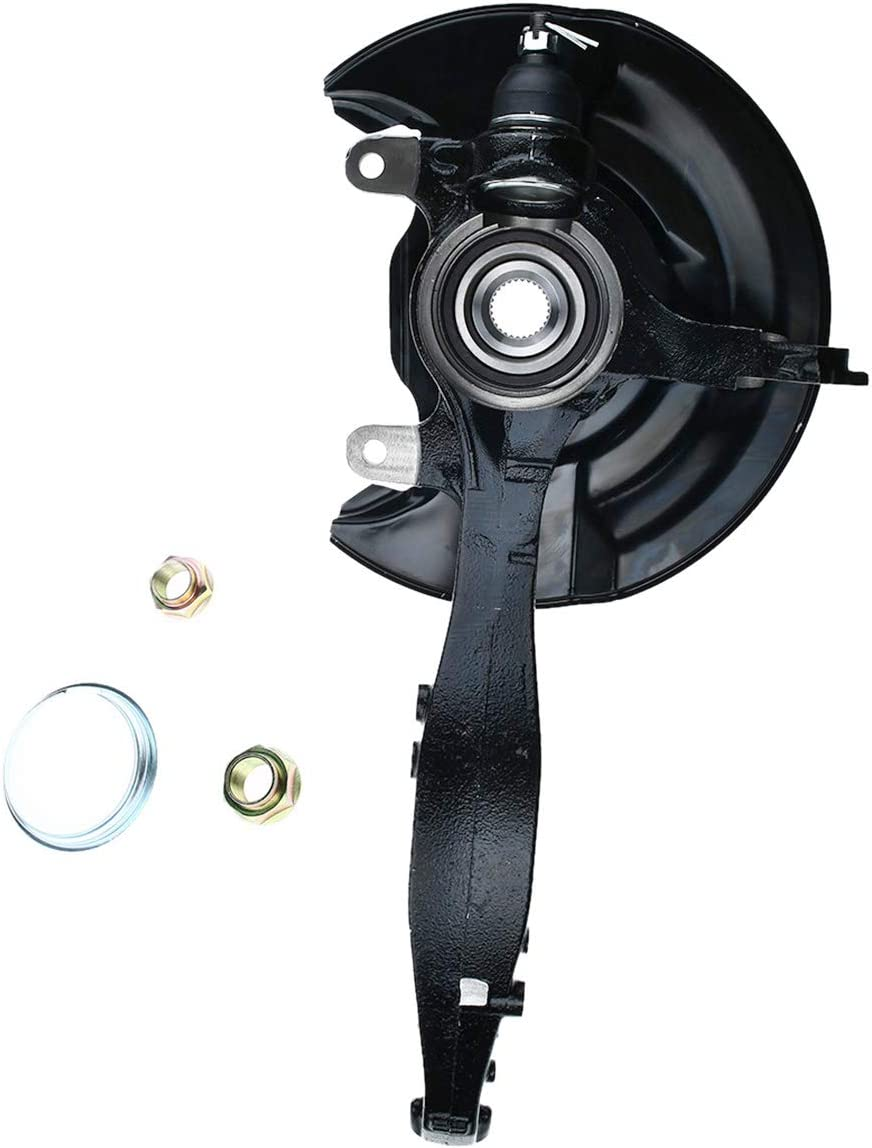 theenvirotimes.com Wheel Hub Assemblies A-Premium Wheel Bearing ...