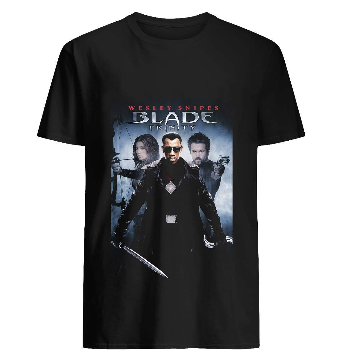 Blade 3 Trinity T Shirt For Unisex