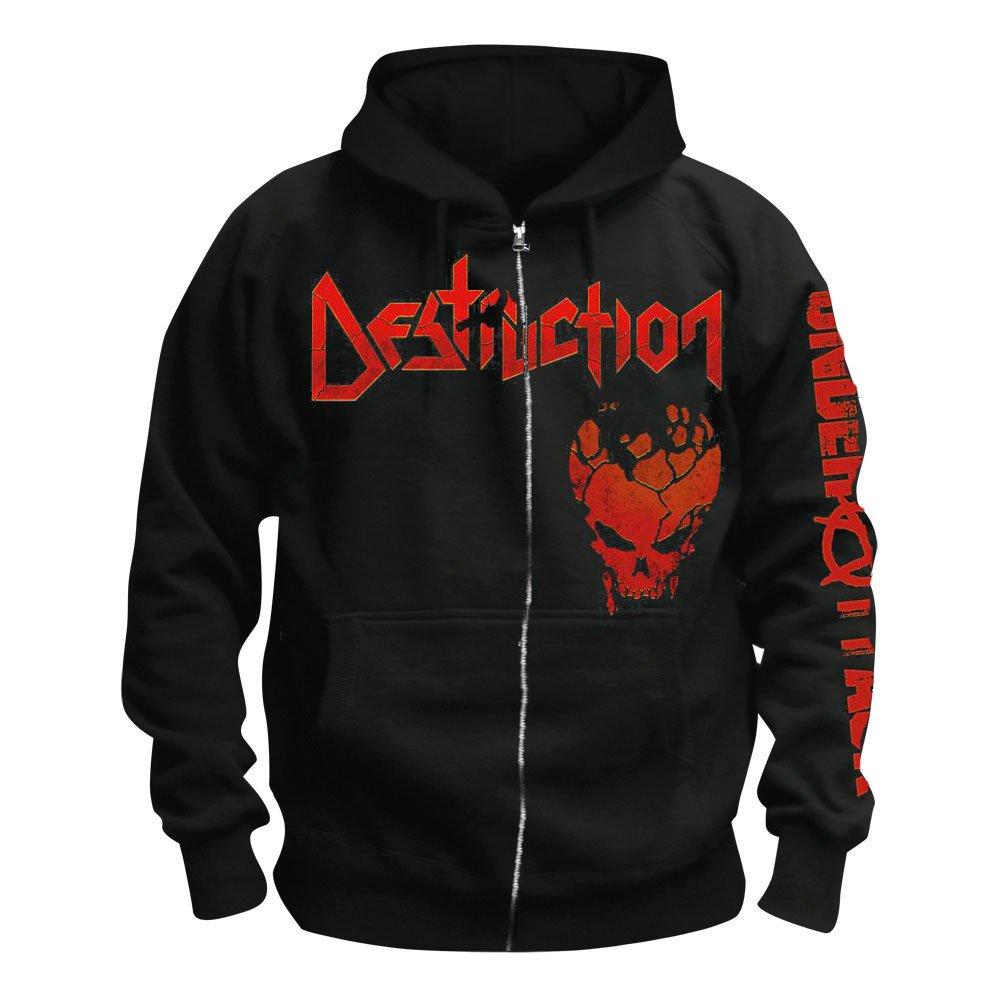 DESTRUCTION - Under Attack - Kapuzenjacke / Zipper