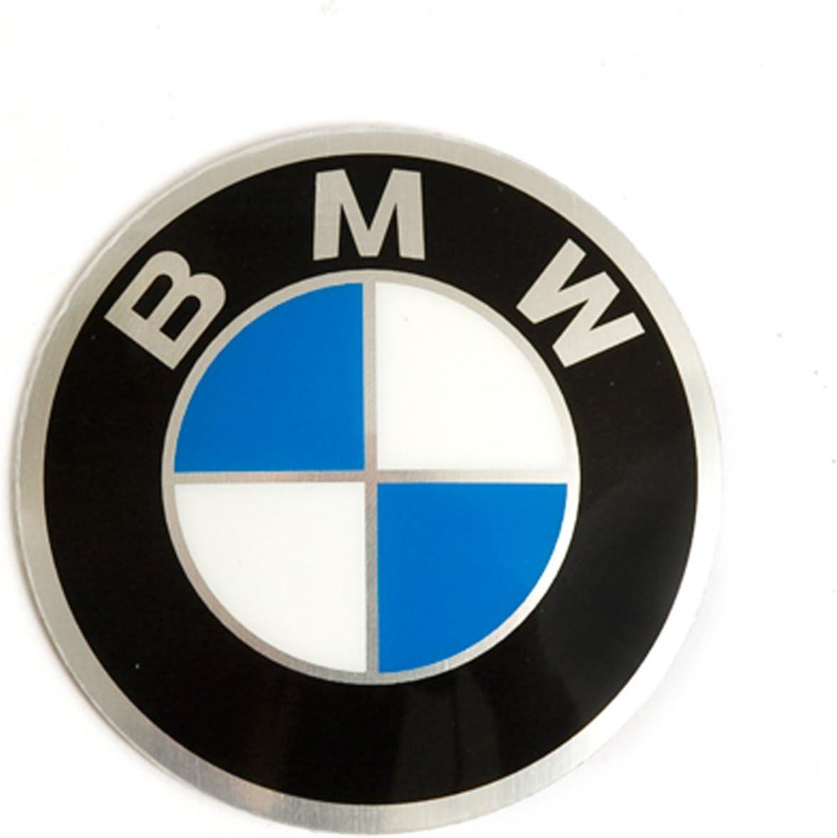 36131181082 BMW marque de lembl/ème 45/Millim/ètres Centre du volant Cap Badge de la Decalcomanie
