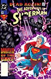 img - for Adventures of Superman (1986-2006) #518 book / textbook / text book