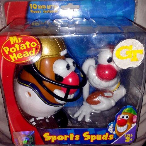 Mr. Potato Head Georgia Tech Yellowjackets - Football Mr Potato