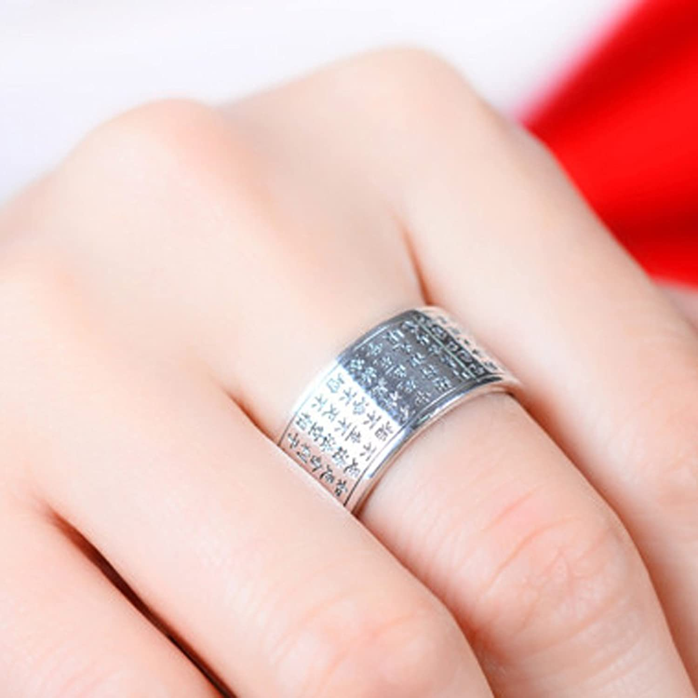 Amazon.com: Jade Angel Wmoen\'s Men\'s Band Ring Sterling Silver ...
