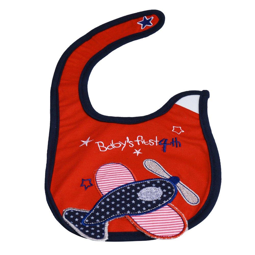 Topgrowth Bavette Neonato Bambino Cotone Bavaglini Impermeabili Asciugamano Saliva Bavaglini Articoli per Bambini