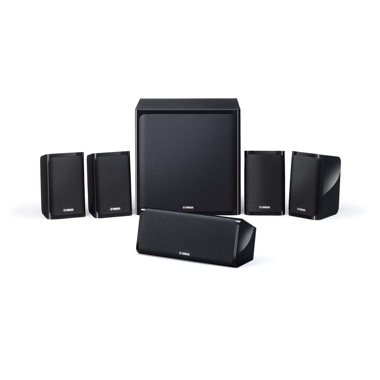 Yamaha YHT-4940 5.1canales 3D Negro Sistema de Cine en casa - Equipo de Home Cinema (No se Incluye, 16:9, 5.1 Canales, DTS-HD Master Audio,Dolby TrueHD, ...
